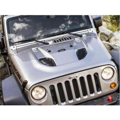 Image of Jeep 10th Anniversary Rubicon Edition Hood - 82213656AC