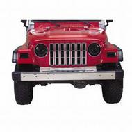 Kentrol 54 Inch Front Stainless Steel Bumper without Holes (Stainless Steel) - 30486