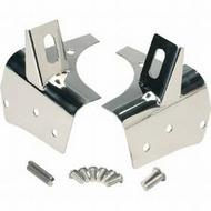 Kentrol Auxiliary Light Mount Kit (Chrome) - 30532