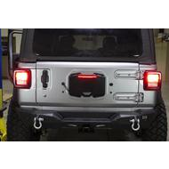Kentrol JL BackSide License Plate Mount with LED - 80718