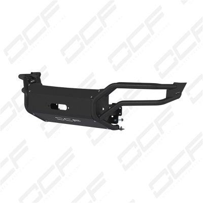 Off Camber Fabrications Front Winch Bumper - 183099