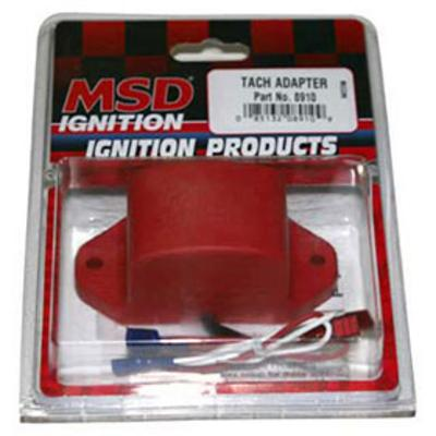 Image of MSD Tachometer Adapter - 8910