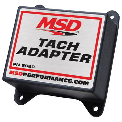Image of MSD Tachometer Adapter - 8920
