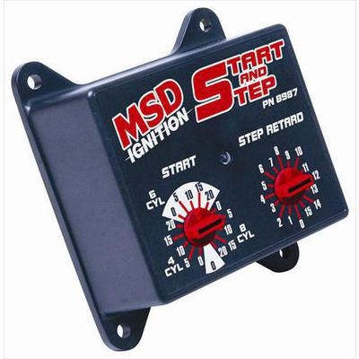 Image of MSD Start and Step Timing Control - 8987