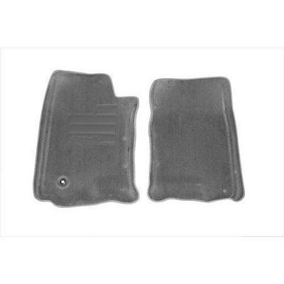 Set of 2 Lund 600231 Catch-All Carpet Charcoal Front Floor Mat