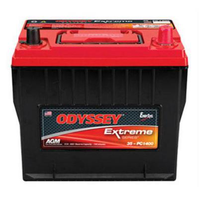 Odyssey Batteries Extreme Series, Group 25, 820 CCA, Top Post - 25-PC1400T