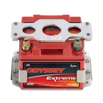 Odyssey Batteries Battery Hold Down Kit (Polished aluminum) - HK-PC925