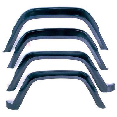 Omix-ADA 4-Piece Fender Flare Kit (Paintable) - 11605.01