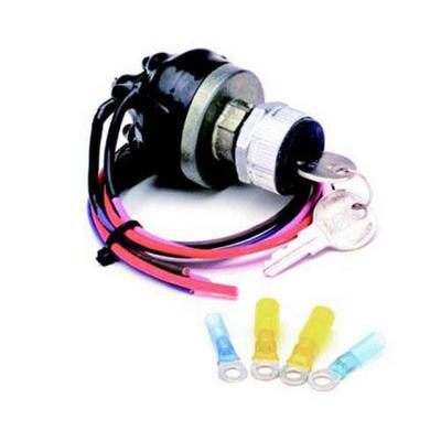 Painless Wiring Waterproof Ignition Switch (Non-Polished) - 80529