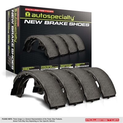Image of Autospecialty Parking Brake Shoe