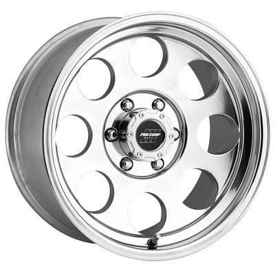 Pro Comp 69 Series Vintage 17x9 Wheel With 6 On 5 5 Bolt Pattern