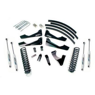 Image of Pro Comp 6 Inch Stage I Lift Kit with Pro Runner Shocks - K4177BP