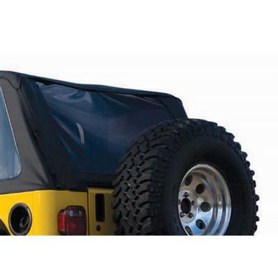 Replacement Rear Window for Rampage Frameless Soft Tops - 1095351823
