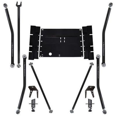 Rock Krawler X Factor Long Arm Upgrade System with 4 Inch Stretch - LJXFLAS4-UPG