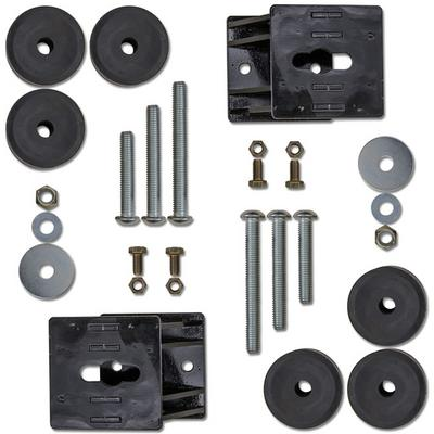 Image of Rock Krawler Rear 1-4 Inch Bump Stop Set - RK06726