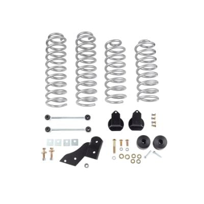 Rubicon Express 2.5 Inch Standard Coil Lift Kit with Mono Tube Shocks - RE7121M