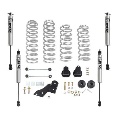Rubicon Express 2.5 Inch Standard Coil Lift Kit with Fox Performance Shocks - RE7141FP