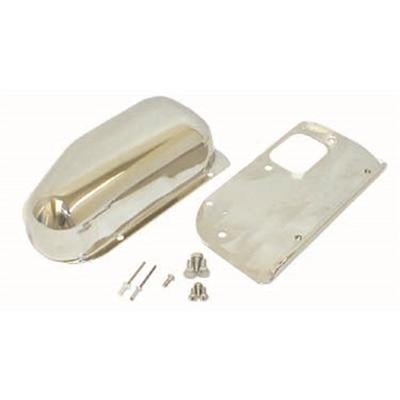 Image of Rugged Ridge Wiper Motor Cover Plate Kit - 11122.02