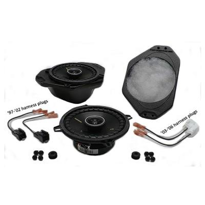 Image of Select Increments Dash Pod Enclosures with Kicker Speakers - DPW9702K5