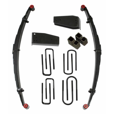 Skyjacker 6 Inch Suspension Lift Kit with Black MAX Shocks - F860TKH-B