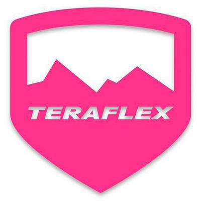 Image of TeraFlex Icon Sticker in Pink (Pink) - 5131534
