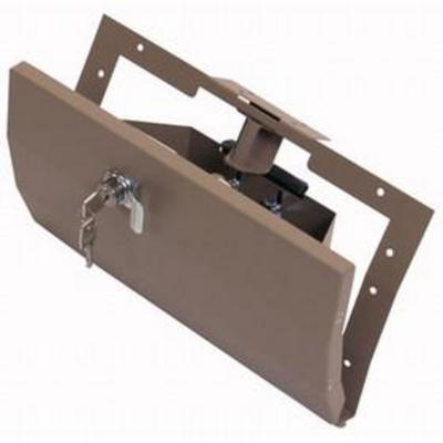 Image of Tuffy Security Glove Box (Camel) - 049-05