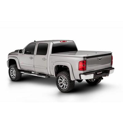 Undercover LUX Truck Bed Cover ( Olympic White) - UC1166L-GAZ