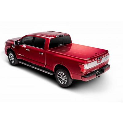Undercover LUX Truck Bed Cover (Race Red) - UC2176L-PQ