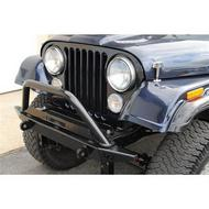 Jeep CJ5A 1966 Bumpers, Tire Carriers & Winch Mounts Brush & Grille Guards